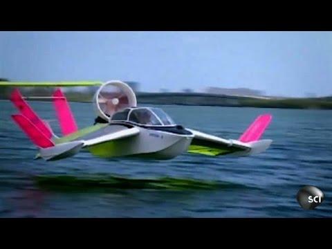 Hovercraft Meets Aircraft | World's Strangest - UCvJiYiBUbw4tmpRSZT2r1Hw