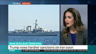 Tara Kangarlou discusses Iran and UK tensions in the Gulf