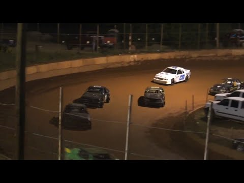 Stock 4b at Winder Barrow Speedway May 1st 2021 - dirt track racing video image