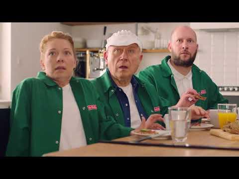Grilstad Jubelsalami FENNIKEL - ny smak!
