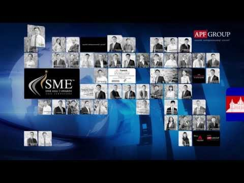 SME One Asia Awards 2012 (Chinese version)