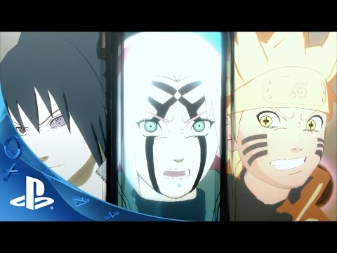 Naruto Shippuden: Ultimate Ninja Storm Legacy Official