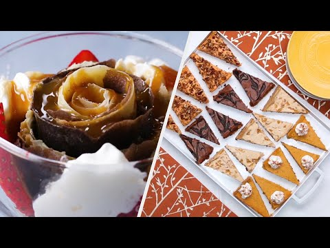 6 Festive Desserts For Your Holiday Table ?Tasty