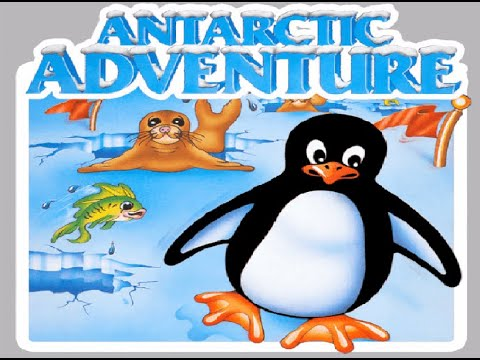 Antarctic Adventure (MSX) - Review de RETROJuegos por Fabio Didone