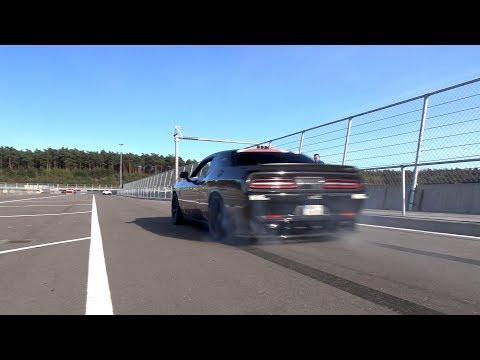 Supercars Accelerating LOUD! Hellcat, C63, 488, GT3 RS & More!
