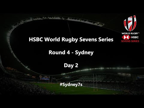 We're LIVE for day two of the HSBC World Rugby Sevens Series in Sydney (French Commentary) #Sydney7s
