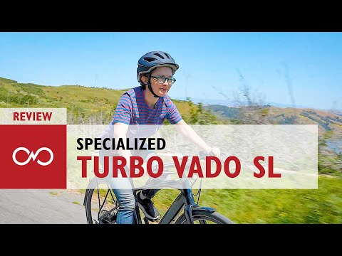 Review: Specialized Vado SL Super Light Electric Bike