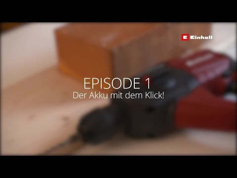Einhell Power X-Change - TV Spot Österreich - Making Of - Episode 1