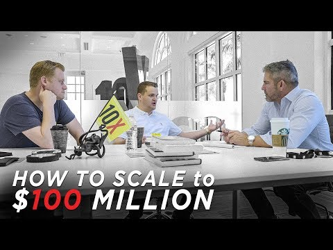 How to Scale to $100 Million - Grant Cardone photo
