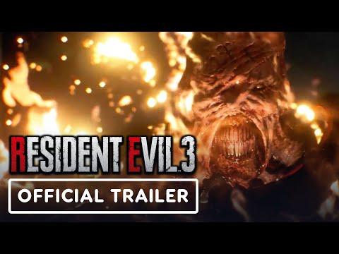 Resident Evil 3 Remake - Official Nemesis Trailer - UCKy1dAqELo0zrOtPkf0eTMw