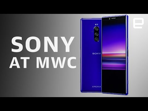 Sony's Xperia event at MWC 2019 in under 9 minutes - UC-6OW5aJYBFM33zXQlBKPNA