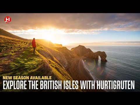 Explore the British Isles on an expedition cruise with Hurtigruten