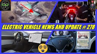 E V NEWS AND UPDATE 2019//Lithium ion metal update/tesla electric car update/ather 450 update