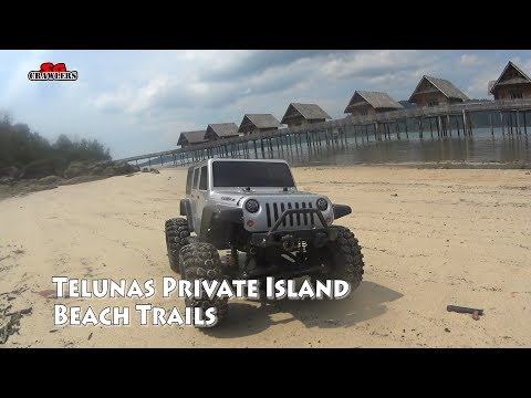 Telunas Private Island Beach Resort - Jeep's Beach Adventures - UCfrs2WW2Qb0bvlD2RmKKsyw