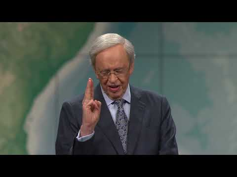 Is Jesus Christ God?  Dr. Charles Stanley