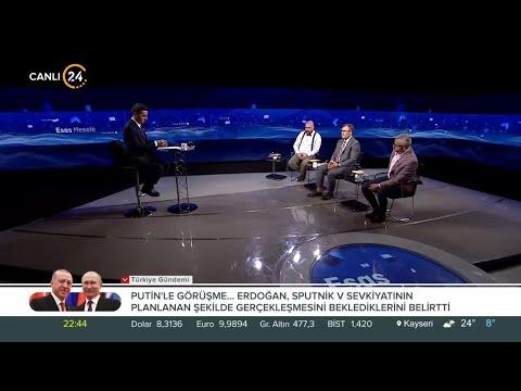 """Erkan Kol ile """"Esas Mesele"""" / CHP'nin Yassıada zihniyeti – 05 05 2021"""