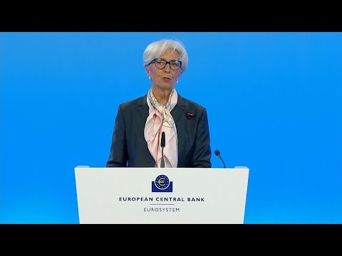 Lagarde Says Near-Term Outlook Clouded by Uncertainty
