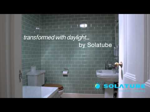 Solatube Daylighting Systems: Before and After Installation