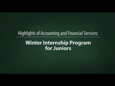 Illinois Wesleyan University Accounting Internships