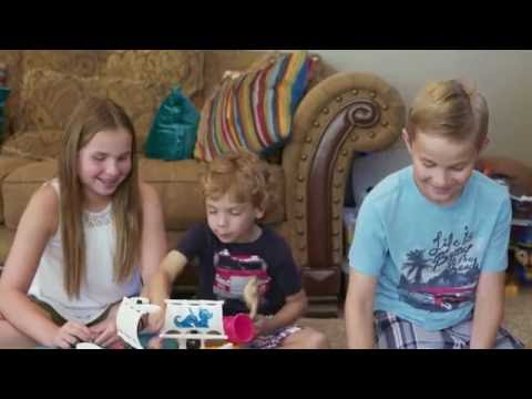 The Krebs Family - A ViaCord Cord Blood Banking Story | Cerebral Palsy