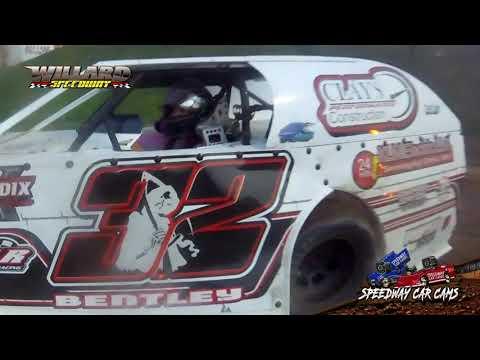 #32 Greg Bentley - Open Wheel Mod - 8-7-21 Willard Speedway - In-Car Camera - dirt track racing video image