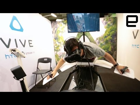 Birdly and HTC Vive let you fly like a bird over Manhattan - UC-6OW5aJYBFM33zXQlBKPNA