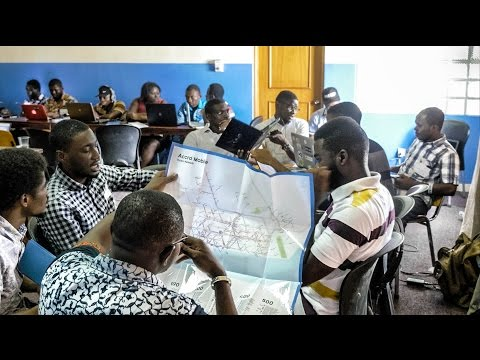 The Accra Trotro Apps Challenge