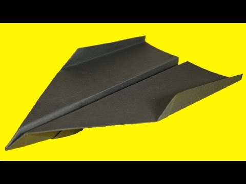 How to Fold the Record-Setting Glider-Style Paper Airplane ... | 360x480