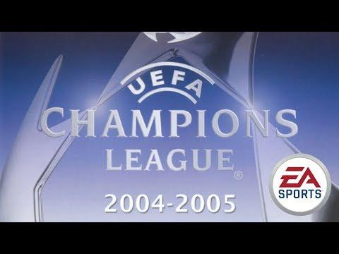 UEFA Champions League 2004-2005 (2004) - PlayStation 2 - Liverpool vs Tottenham