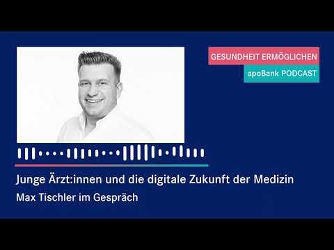 Junge Ärzt:innen und die digitale Zukunft der Medizin - Ein Gespräch mit Max Tischler