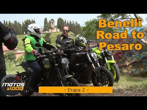 Benelli Road To Pesaro - Etapa 2 - | Motosx1000