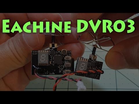 Eachine DVR03 Review - UCnJyFn_66GMfAbz1AW9MqbQ