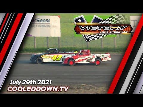 Thursday July 29th 2021, Victory Lane Speedway LIVE on Pay-Per-View - dirt track racing video image