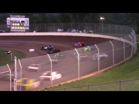 7/17/21 Sport Mod Feature Beaver Dam Raceway - dirt track racing video image