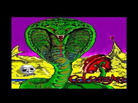 Cobra's Arc - Amstrad CPC Longplay