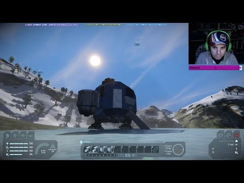 SPACE ENGINEERS (I) | DIRECTO ESP/ENG | Objetivo: 100 followers!