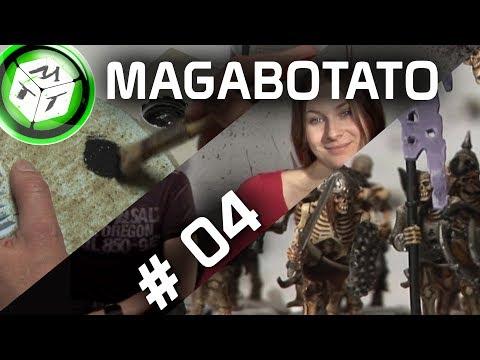MAGABOTATO #04 | Hügel bauen#3 | Soldatenmurmeln | Heerschau: Warhammer Vampirfürsten | DICED