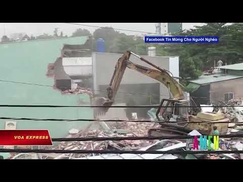 Chính quyền lý giải thời điểm cưỡng chế vườn rau Lộc Hưng (VOA)