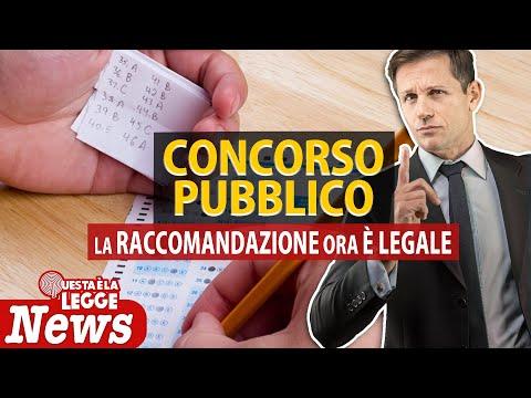 Così è legale VINCERE un CONCORSO PUBBLICO da raccomandati | Avv. Angelo Greco
