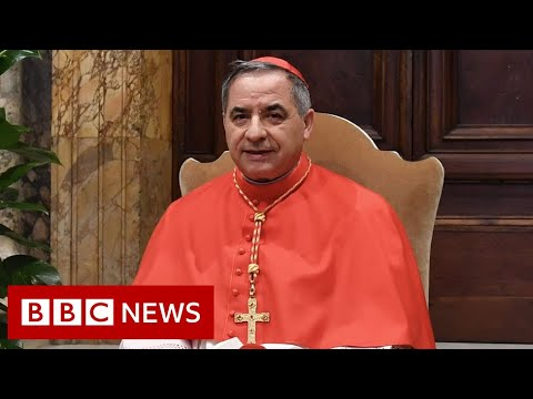 Vatican cardinal on trial in $412m fraud case - BBC News
