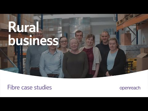 Case Study - Connecting Rural Businesses in Wales
