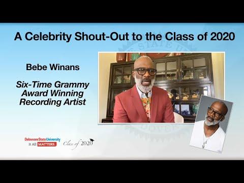Bebe Winans - Celebrity Shout Out