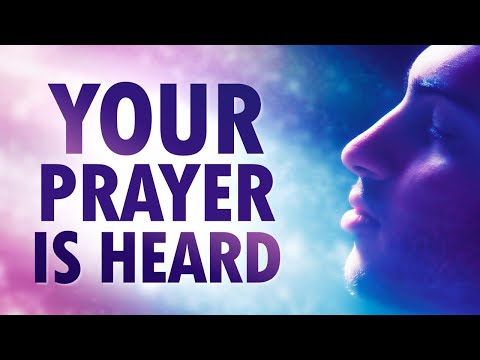 Your PRAYER is HEARD - Live Re-broadcast