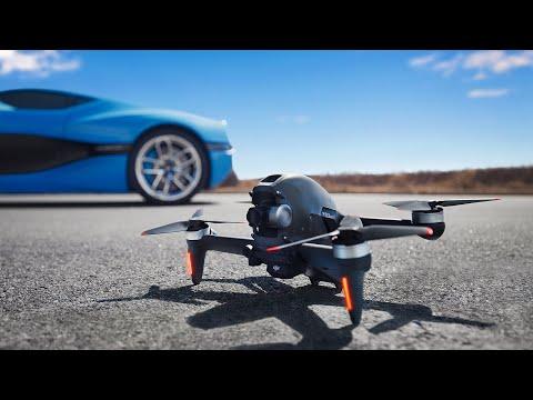 Dope Tech: The Fastest Drone AND Car Yet! - UCBJycsmduvYEL83R_U4JriQ