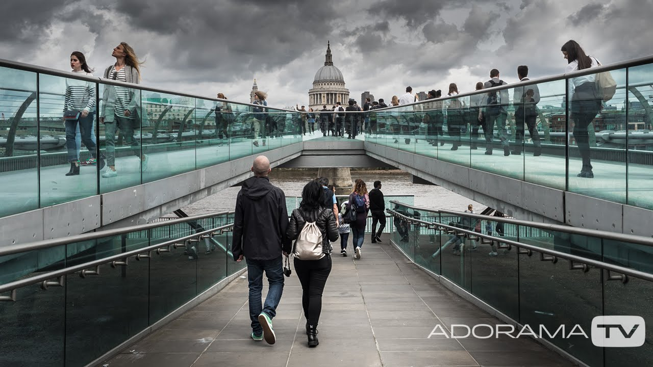 Millennium Bridge 15 Minute Photo Challenge: Take and Make Great Photography with Gavin Hoey