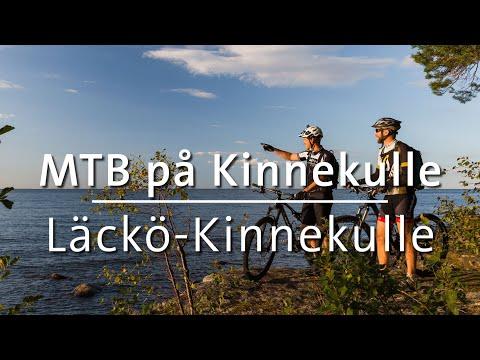 Moutainbike på Kinnekulle