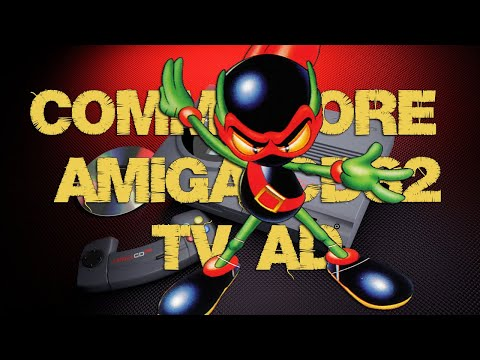 Commodore Comercials: Amiga CD32 #aMiGaTrOnIcS videos