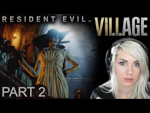 made it to castle tiddy: RESIDENT EVIL VILLAGE (part 2)