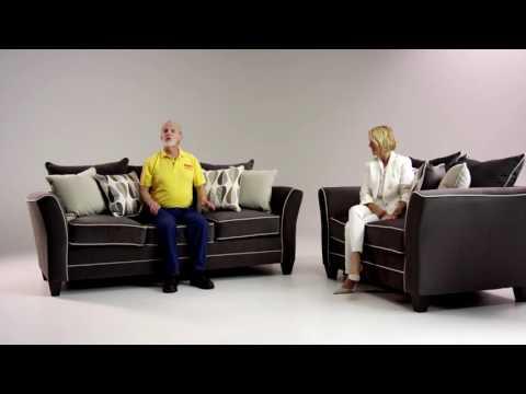 Piper Sofa and Loveseat Set | Bob's Discount Furniture