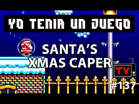 Yo Tenía Un Juego TV #137 - Santa's Xmas Caper (Amiga)